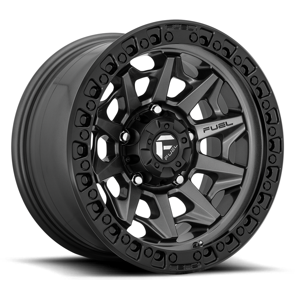 Fuel 1-Piece Wheels Covert - D716