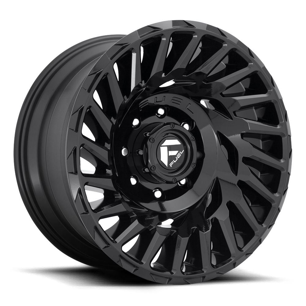 Fuel 1-Piece Wheels Cyclone - D682