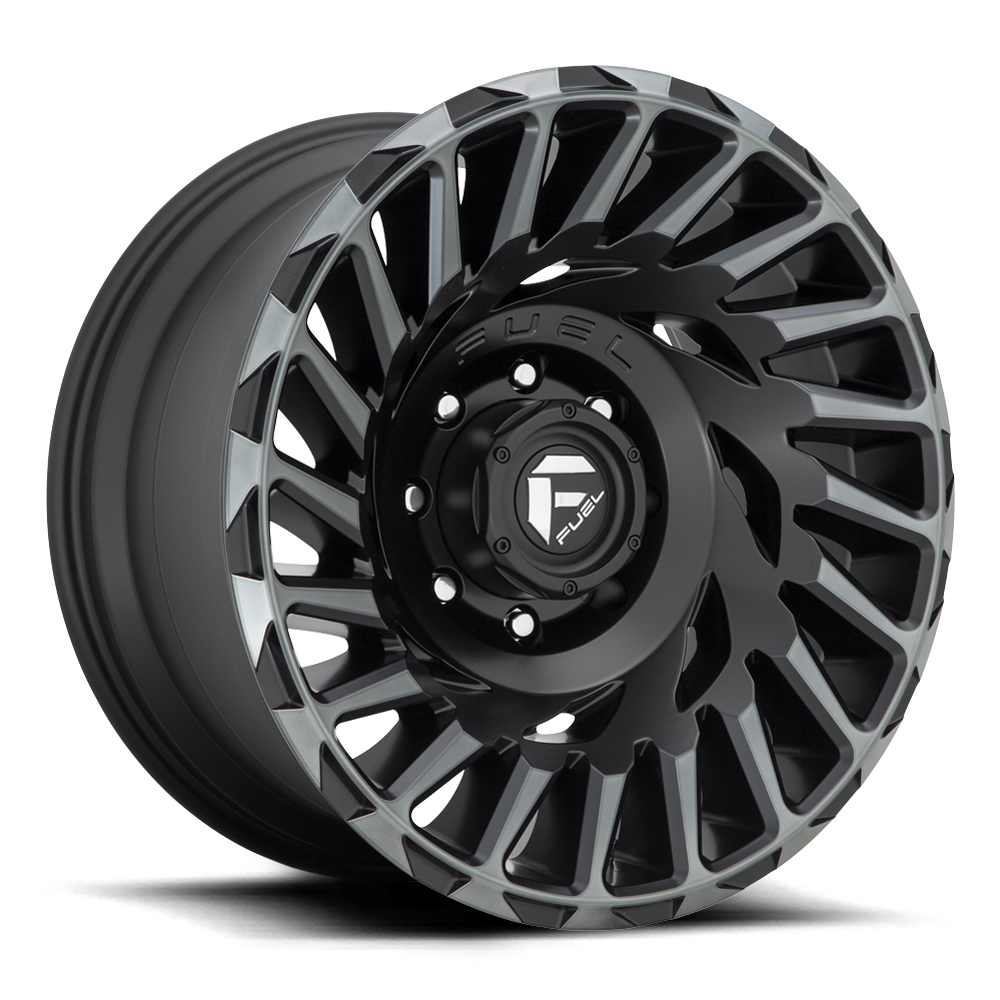 Fuel 1-Piece Wheels Cyclone - D683