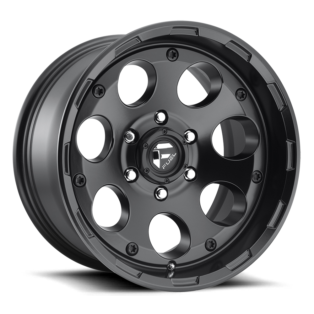 Fuel 1-Piece Wheels Enduro - D608