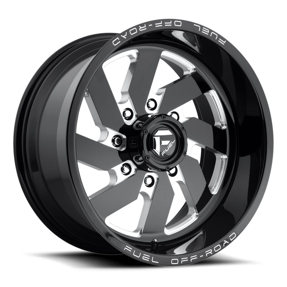 Fuel 1-Piece Wheels Turbo 8 - D582