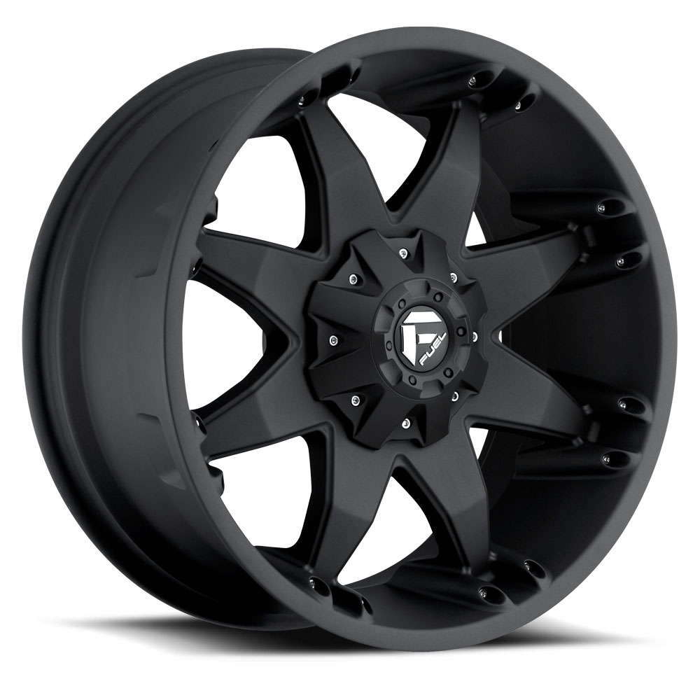 Fuel 1-Piece Wheels Octane - D509