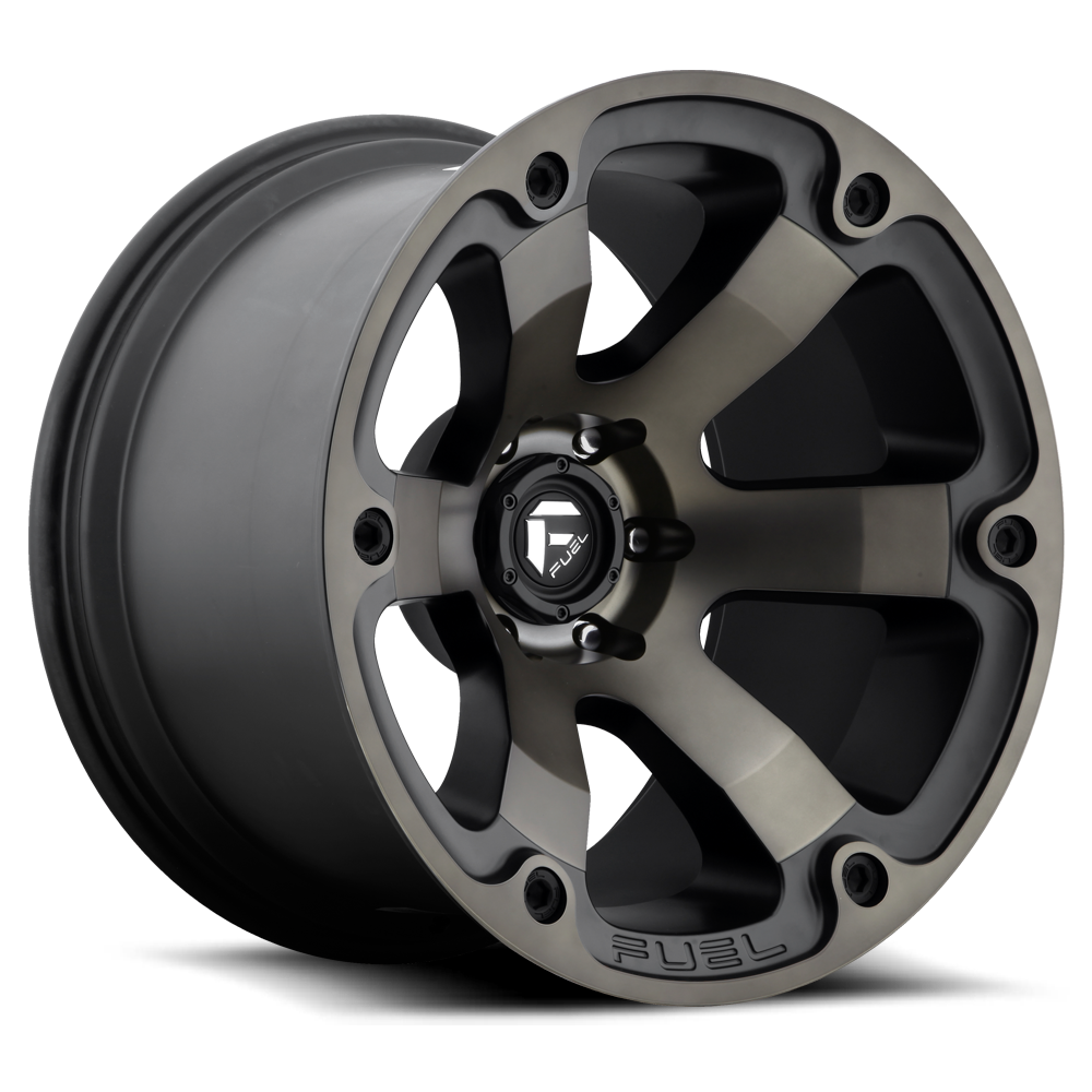 Fuel 1-Piece Wheels Beast - D564