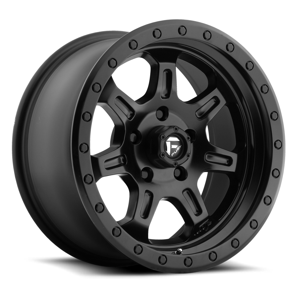 Fuel 1-Piece Wheels JM2 - D572