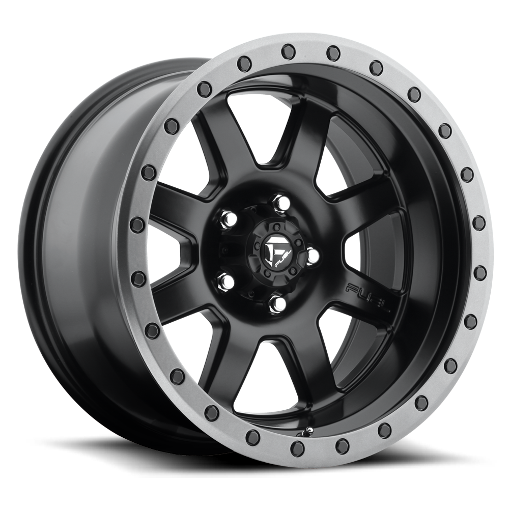 Fuel 1-Piece Wheels Trophy - D551