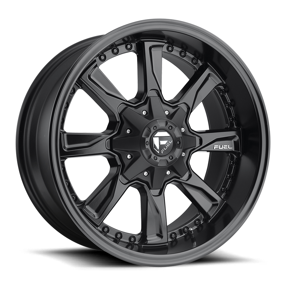 Fuel 1-Piece Wheels Hydro - D604