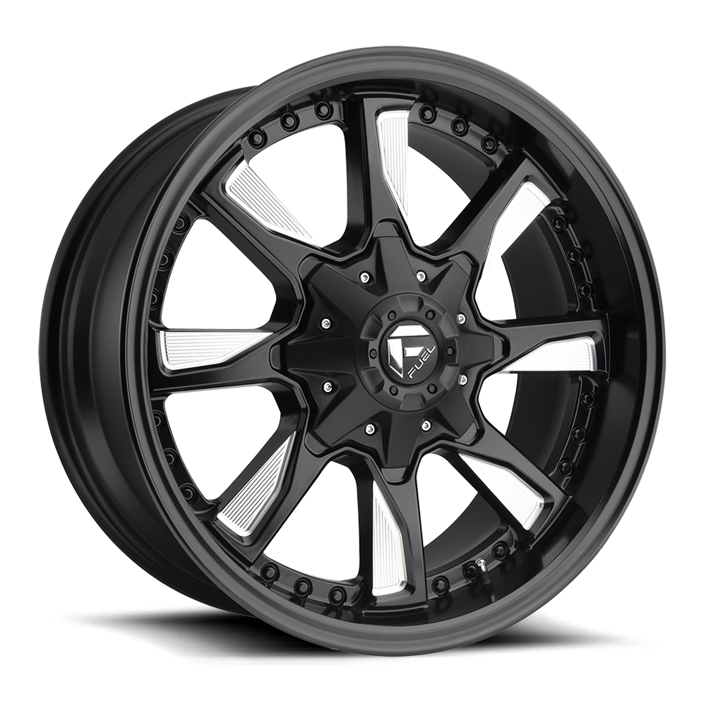 Fuel 1-Piece Wheels Hydro - D603
