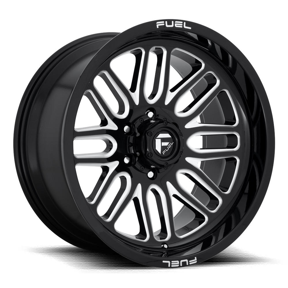 Fuel 1-Piece Wheels Ignite - D662
