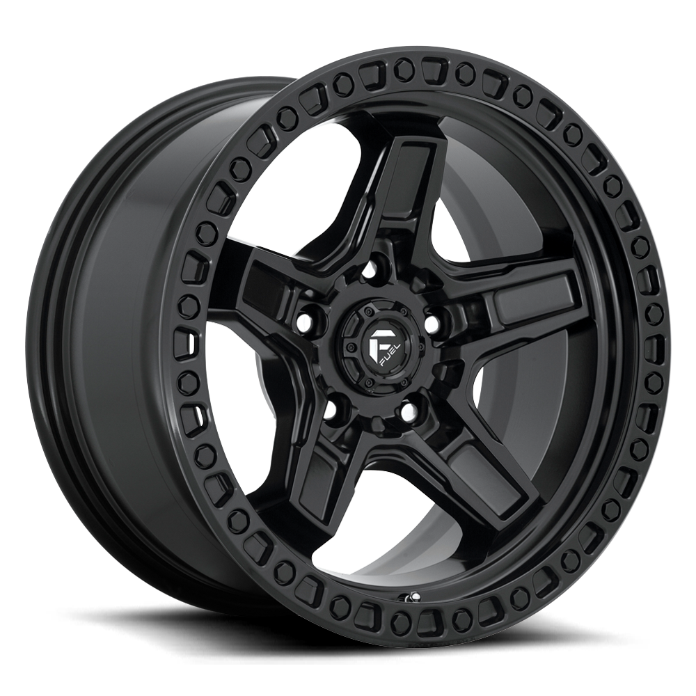 Fuel 1-Piece Wheels Kicker 5 - D697