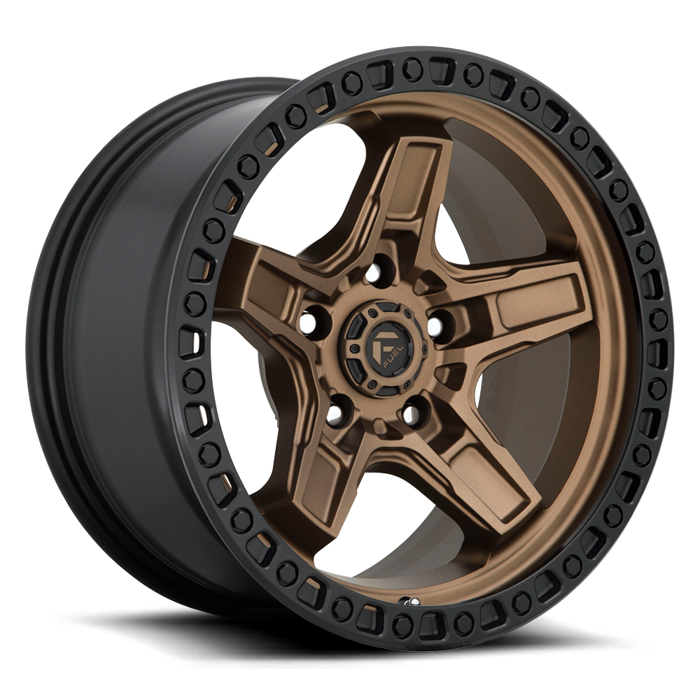 Fuel 1-Piece Wheels Kicker 5 - D699