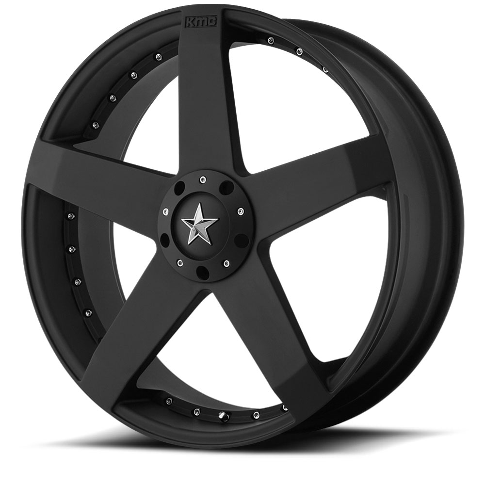 KMC Wheels KM775 Rockstar Car