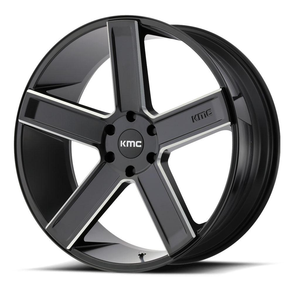 KMC Wheels KM702 Deuce