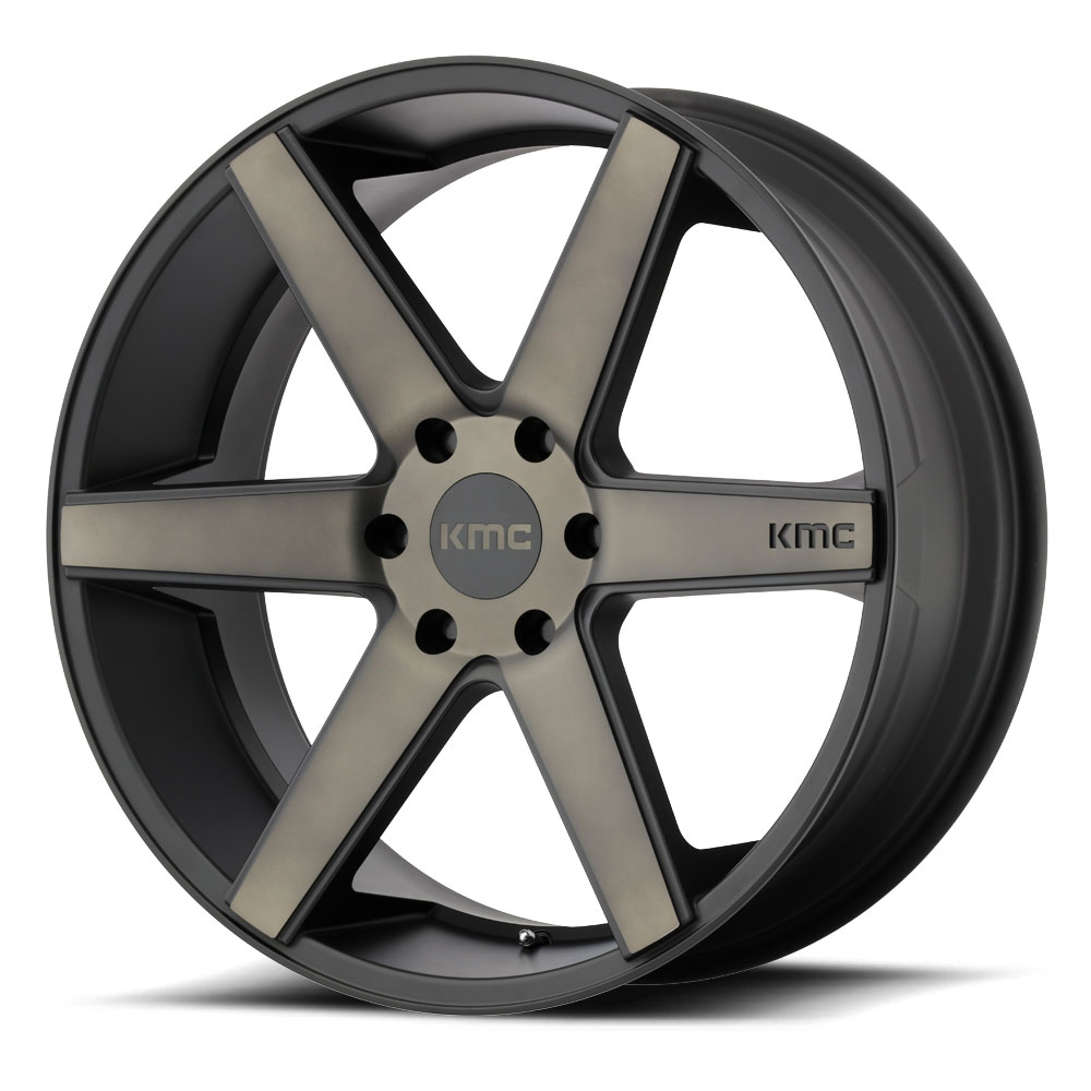 KMC Wheels KM704 District Truck