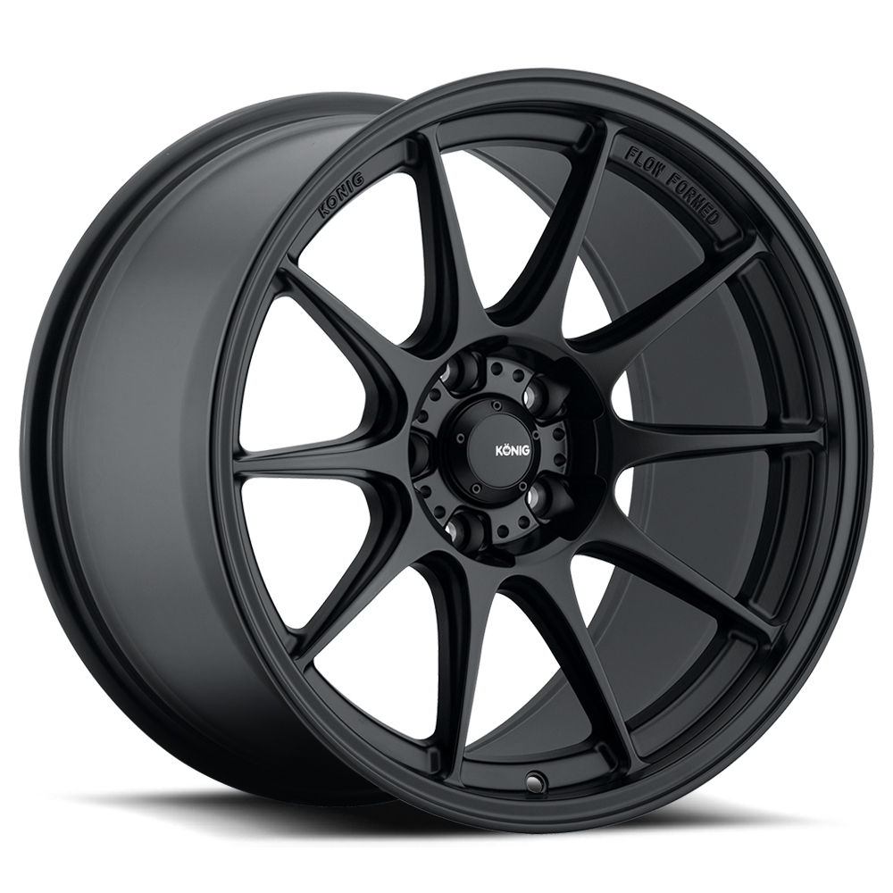 Konig Wheels Dekagram