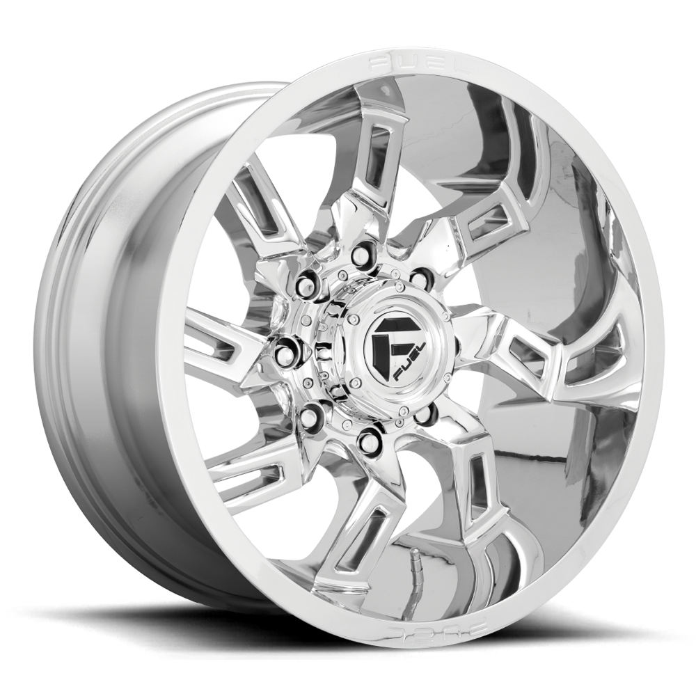 Fuel 1-Piece Wheels Lockdown - D746