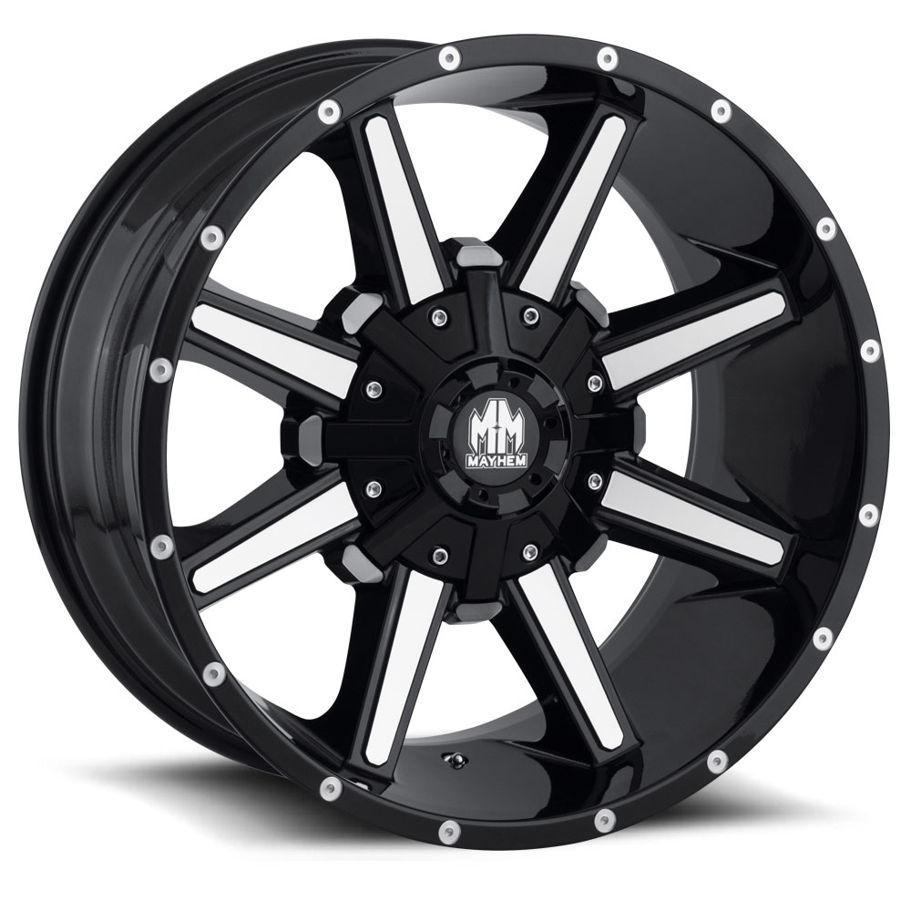 Mayhem Wheels 8104 Arsenal