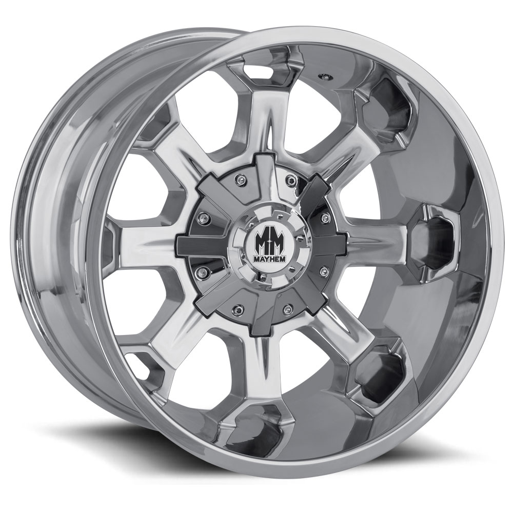 Mayhem Wheels 8105 Combat
