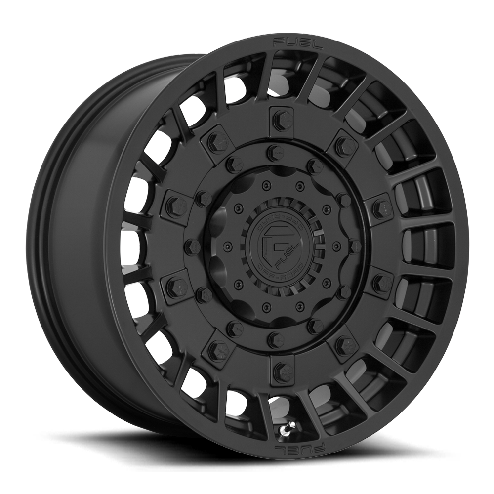 Fuel 1-Piece Wheels Militia - D723