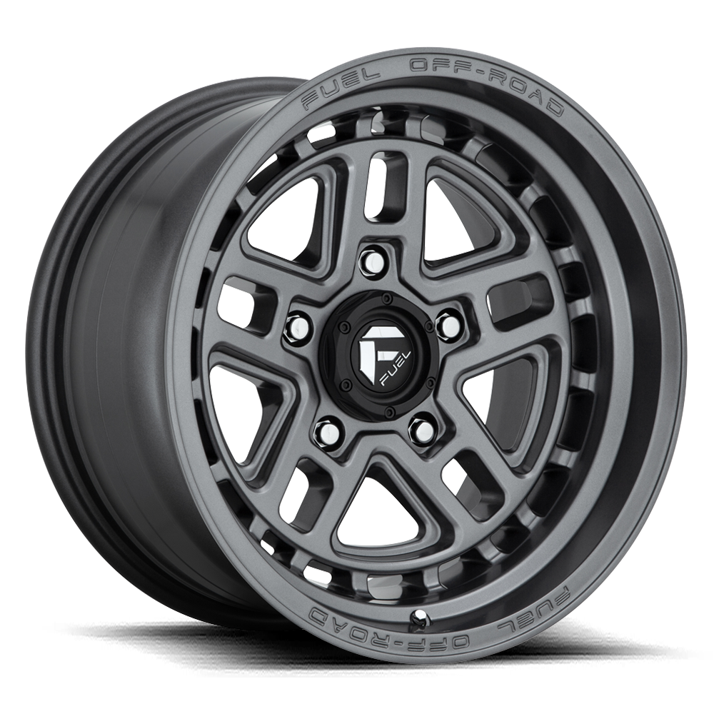Fuel 1-Piece Wheels Nitro 5 - D668