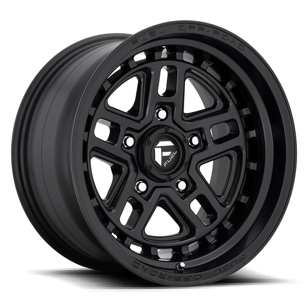Fuel 1-Piece Wheels Nitro 5 - D667