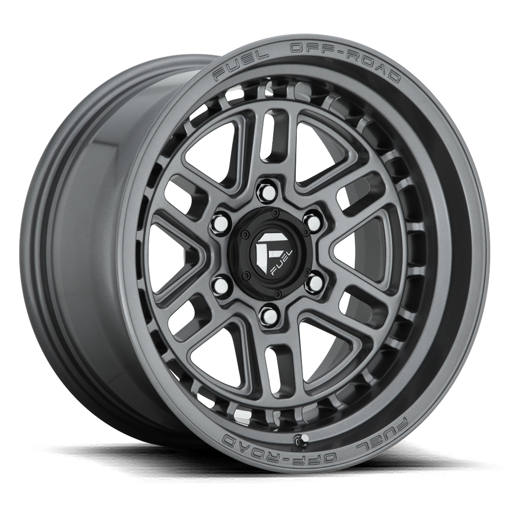 Fuel 1-Piece Wheels Nitro 6 - D668