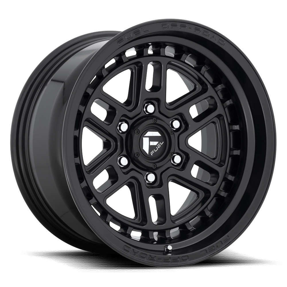 Fuel 1-Piece Wheels Nitro 6 - D667