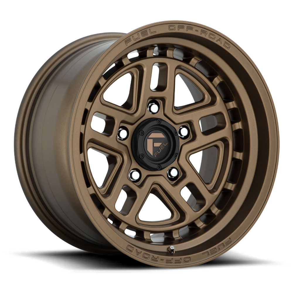 Fuel 1-Piece Wheels Nitro 5 - D669