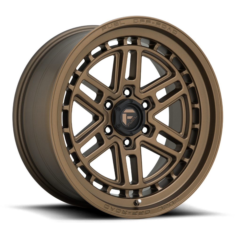 Fuel 1-Piece Wheels Nitro 6 - D669