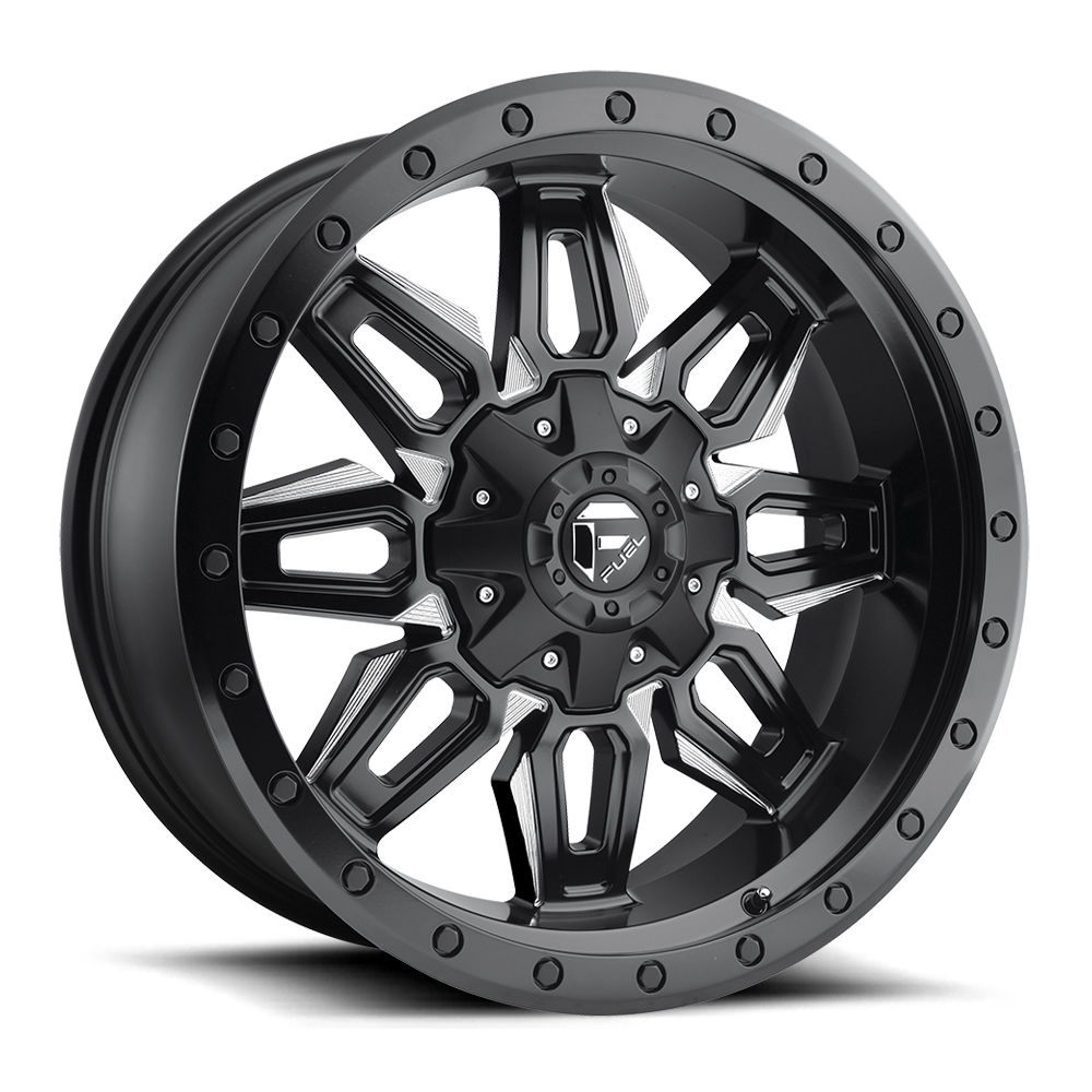 Fuel 1-Piece Wheels Neutron - D591