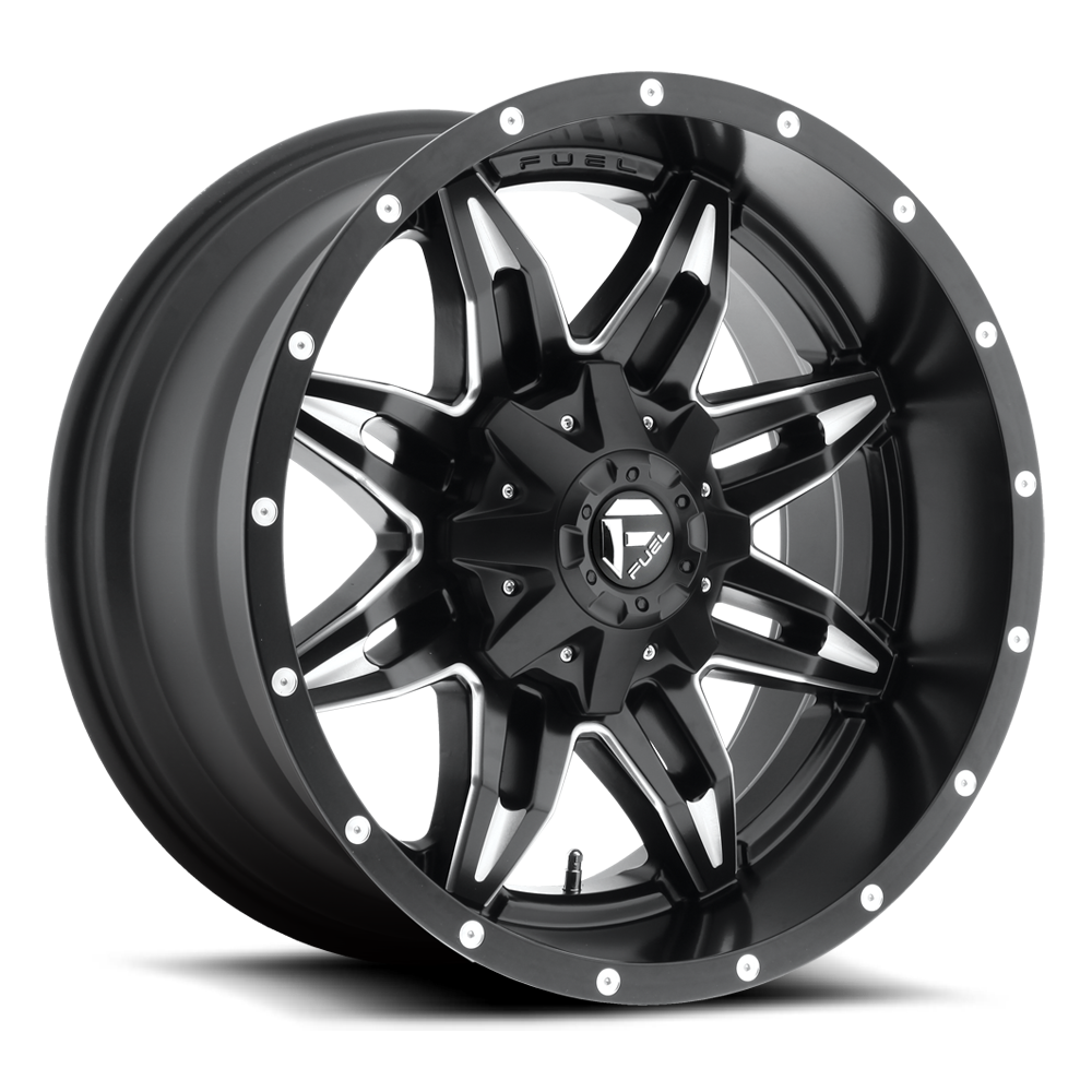 Fuel 1-Piece Wheels Lethal - D567