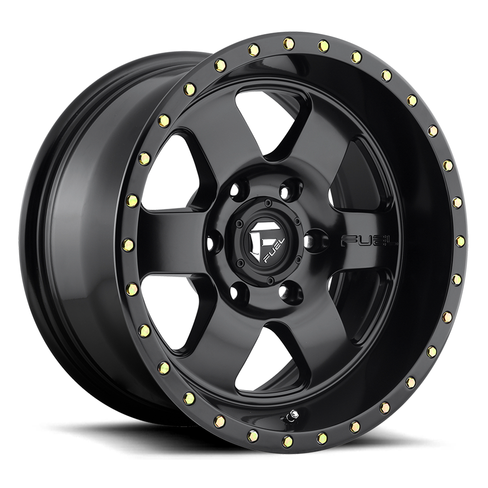 Fuel 1-Piece Wheels Podium - D618