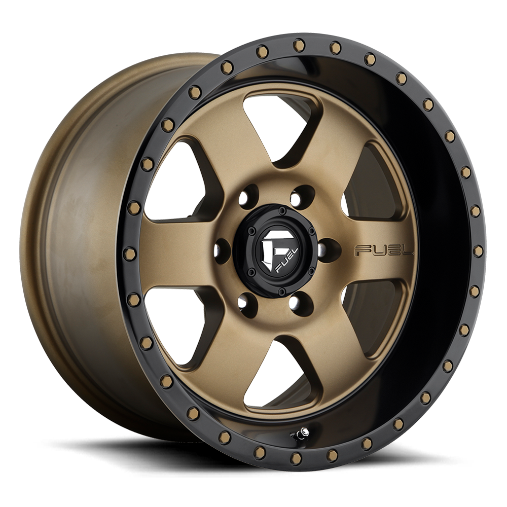 Fuel 1-Piece Wheels Podium - D617