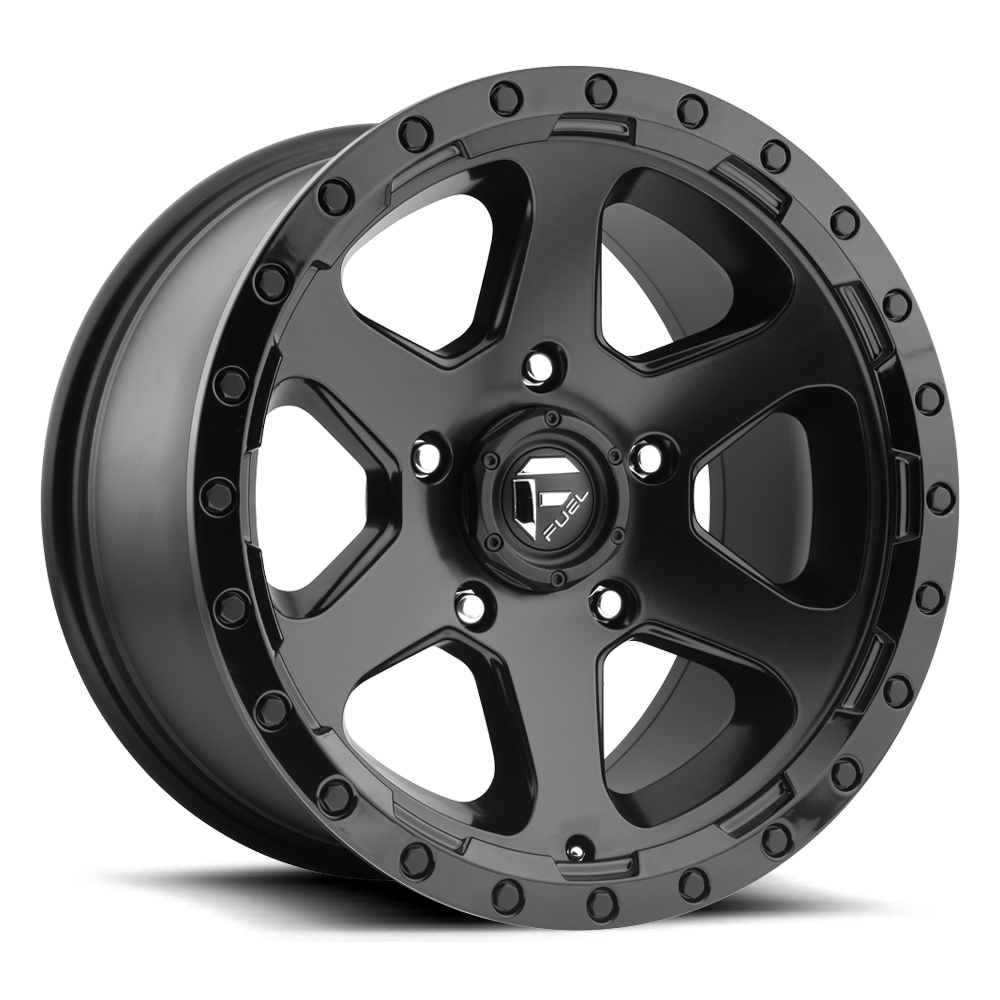 Fuel 1-Piece Wheels Ripper - D589