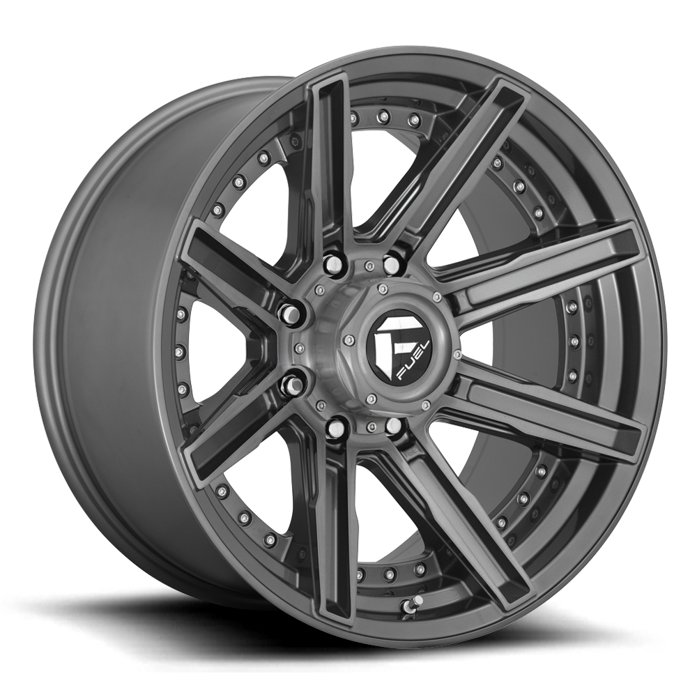 Fuel 1-Piece Wheels Rogue - D710