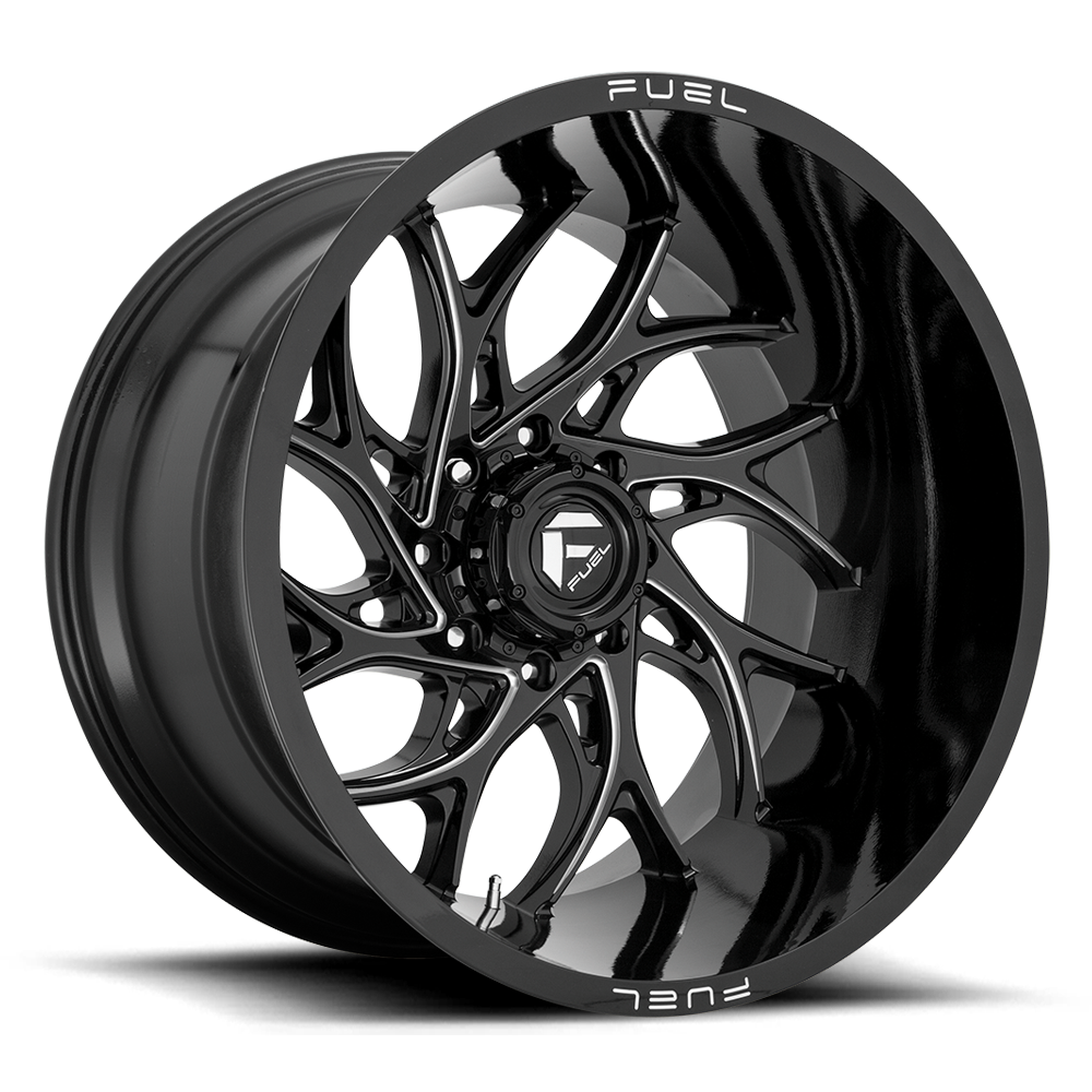 Fuel 1-Piece Wheels Runner - D741
