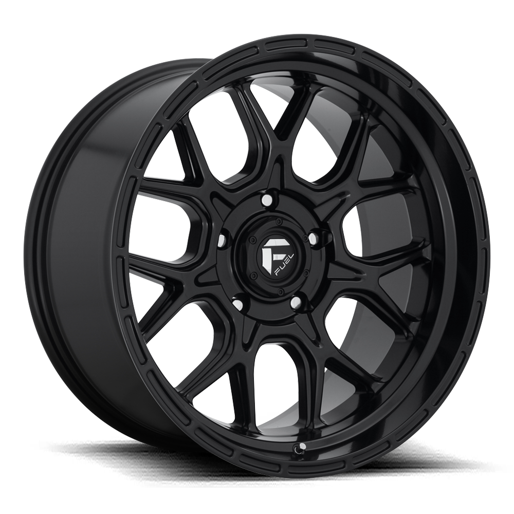 Fuel 1-Piece Wheels Tech - D670
