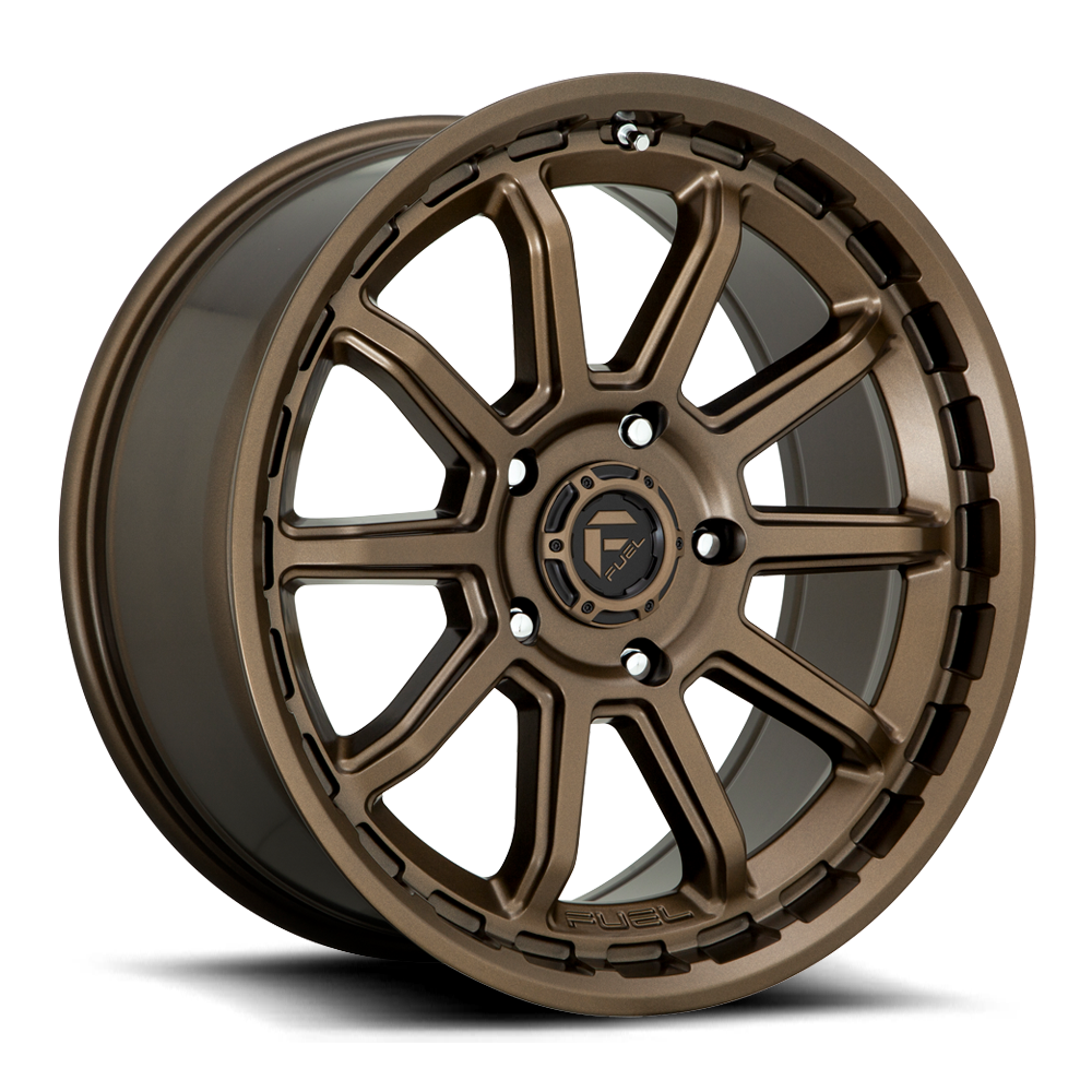 Fuel 1-Piece Wheels Torque - D690