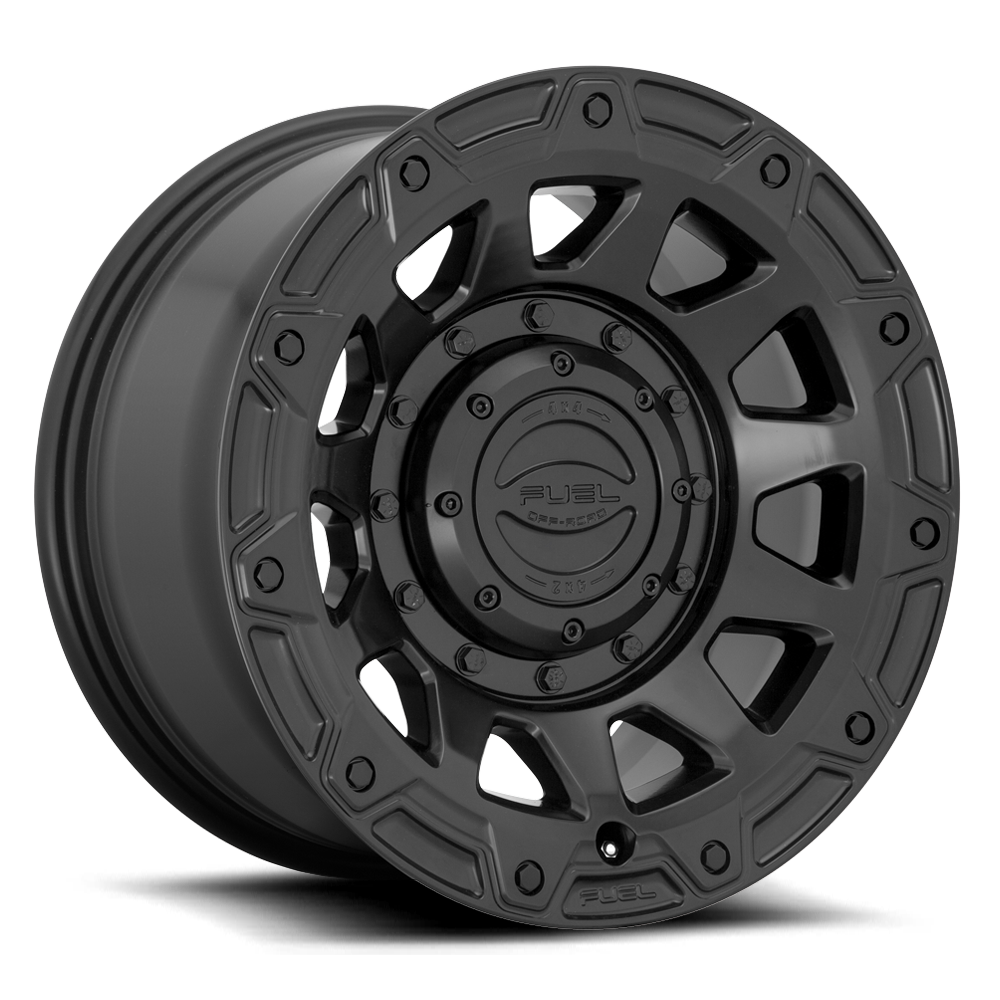 Fuel 1-Piece Wheels Tracker - D729