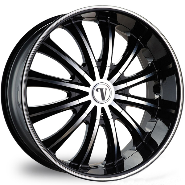 Velocity Wheels VW15