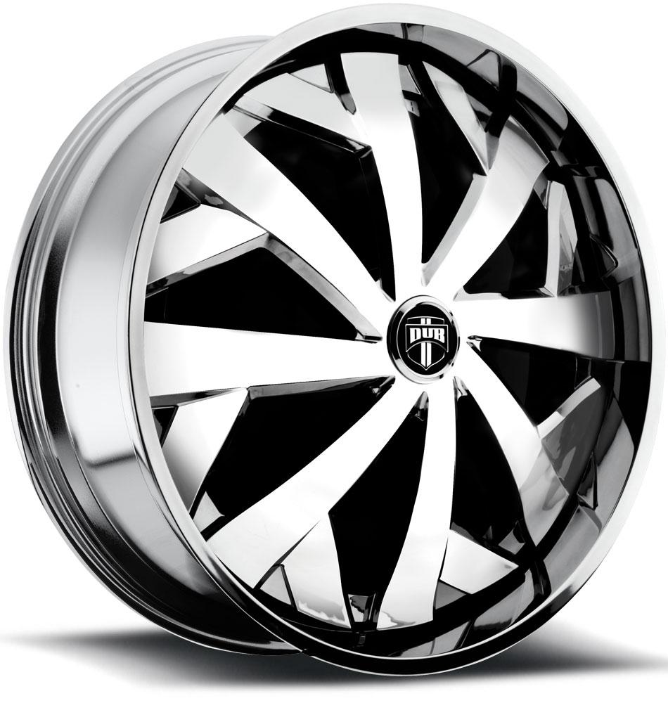 Dub Spinners Parlay S731 Wheels Socal Custom Wheels
