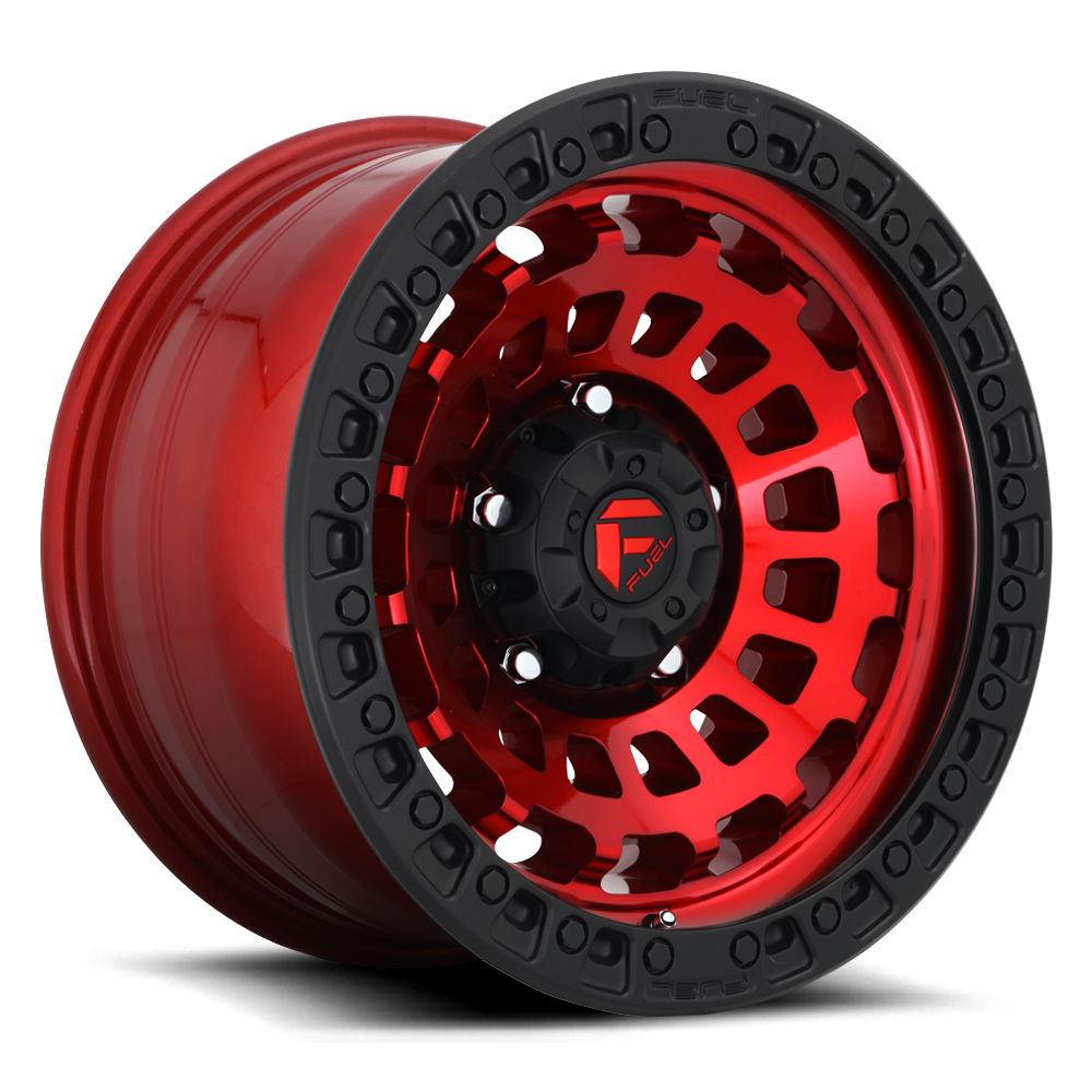 Fuel 1-Piece Wheels Zephyr - D632