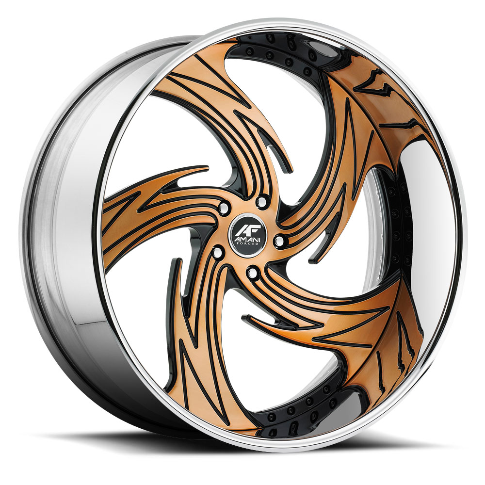 Amani Wheels Cervello