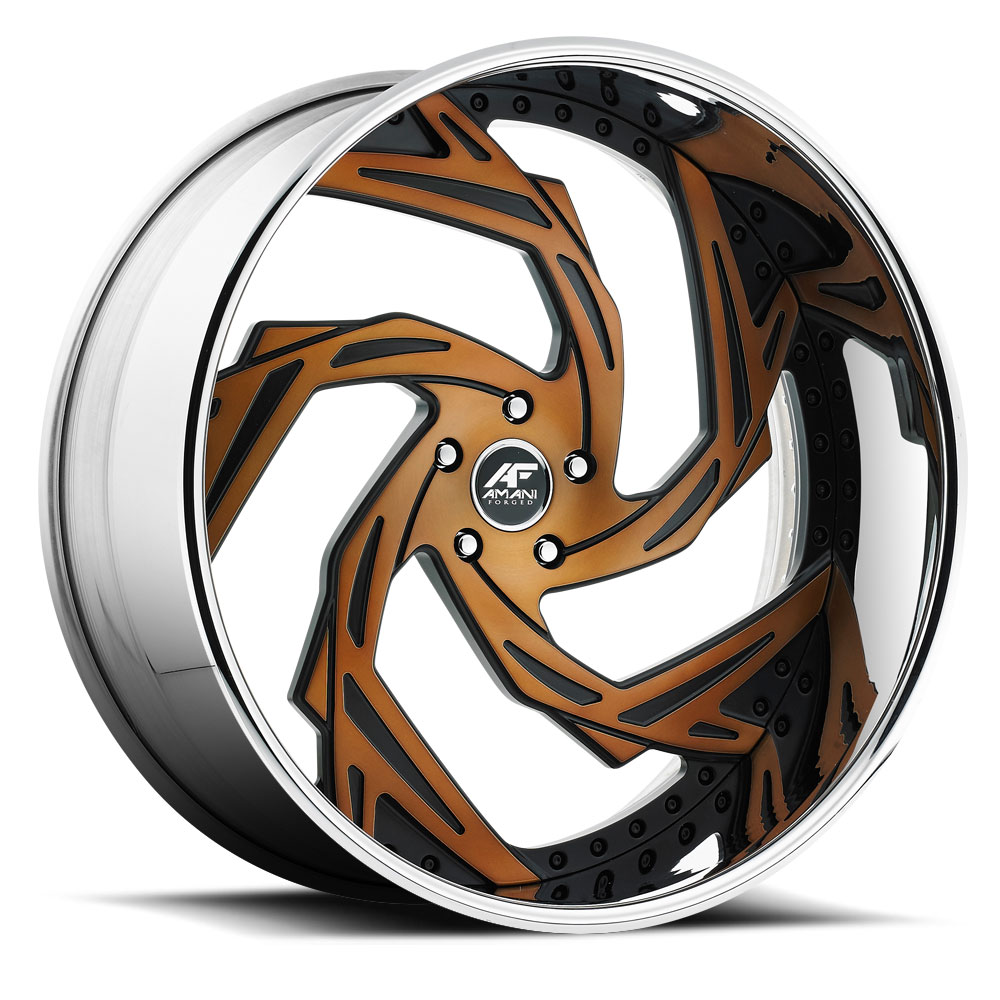 Amani Wheels Costola