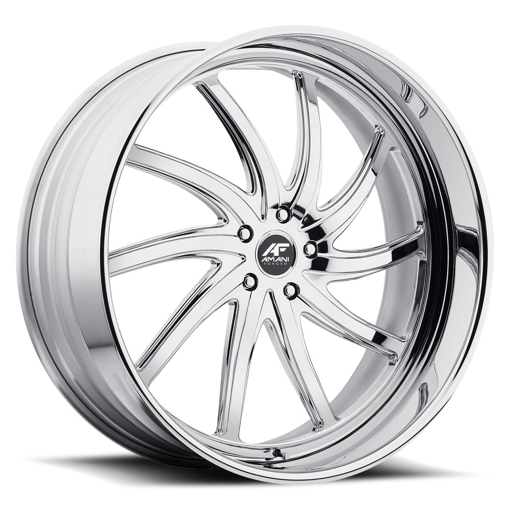 Amani Wheels Entourage