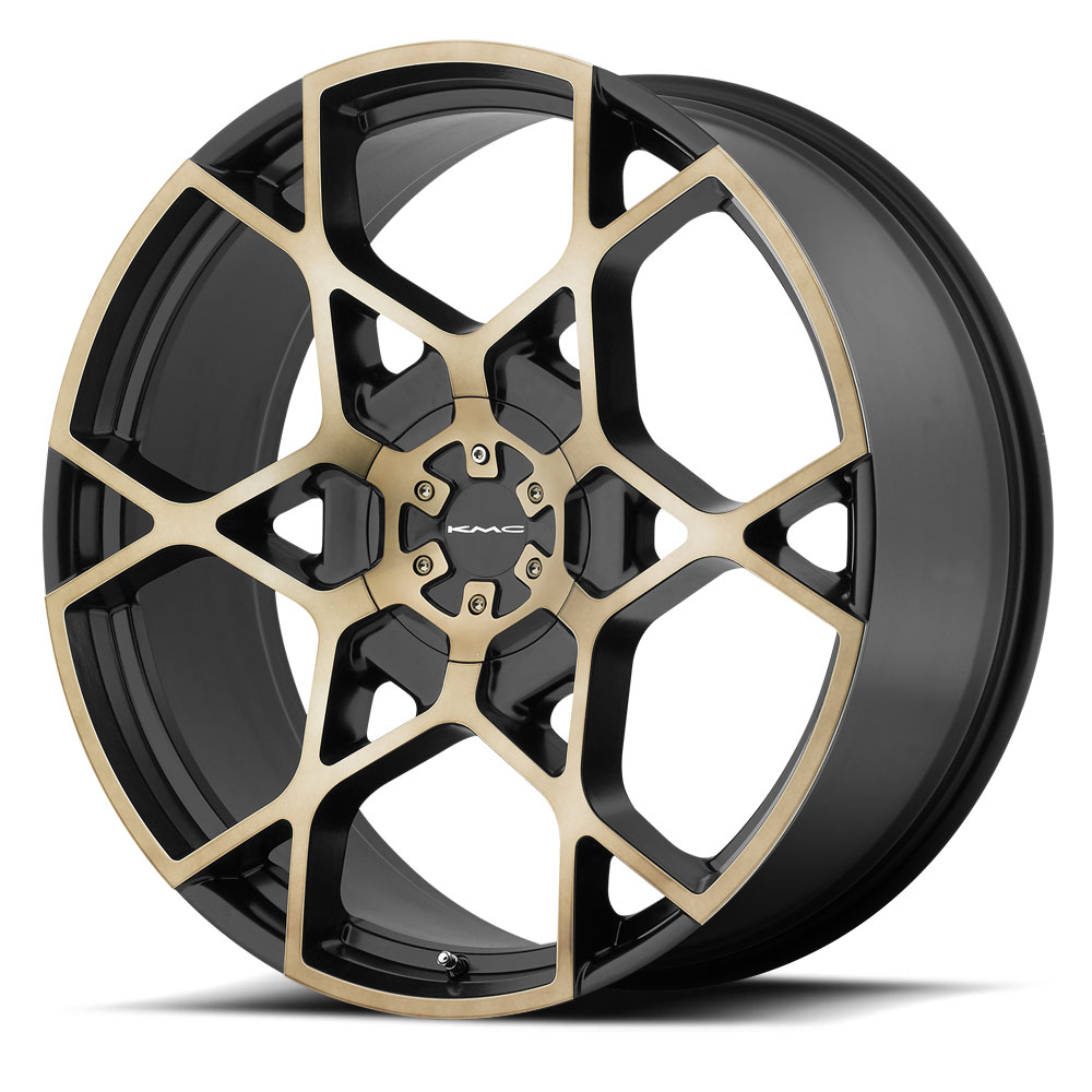 KMC Wheels KM695 Crosshair