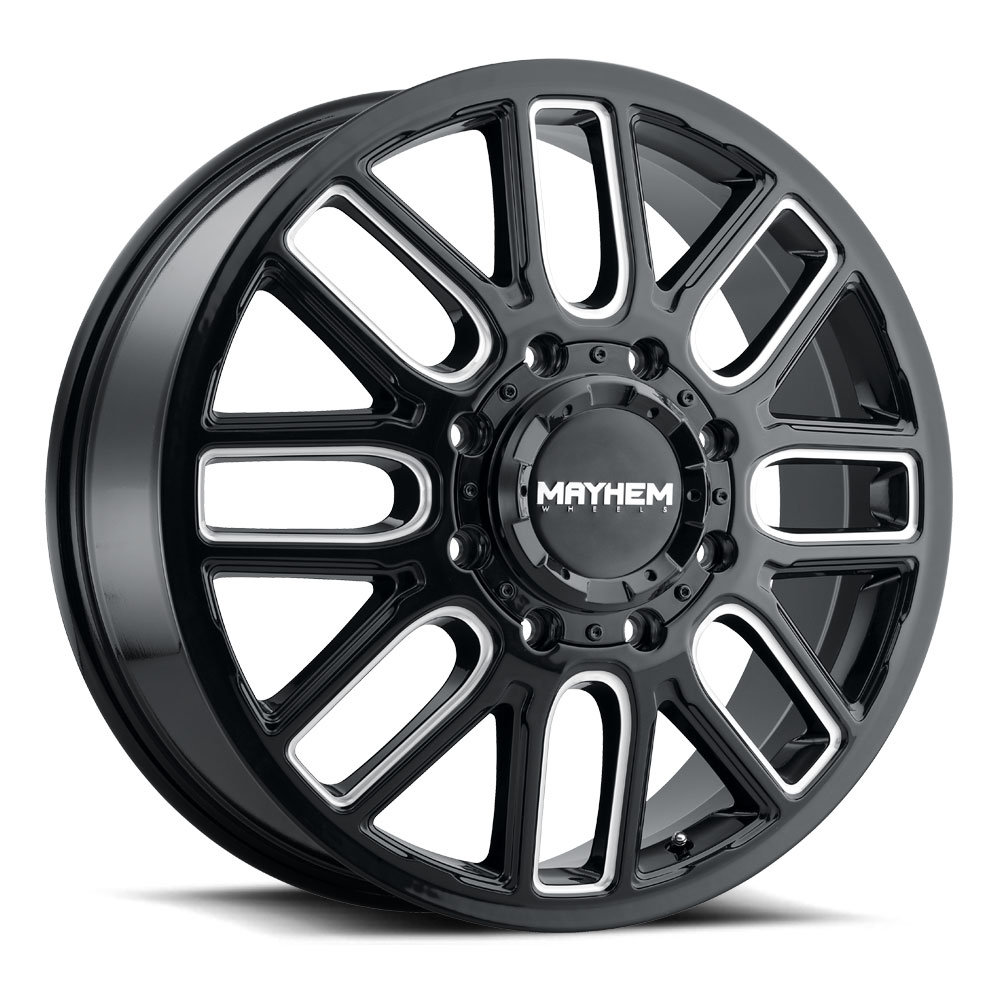 Mayhem Wheels 8107 Cogent Dually