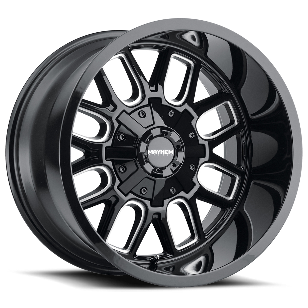 Mayhem Wheels 8107 Cogent