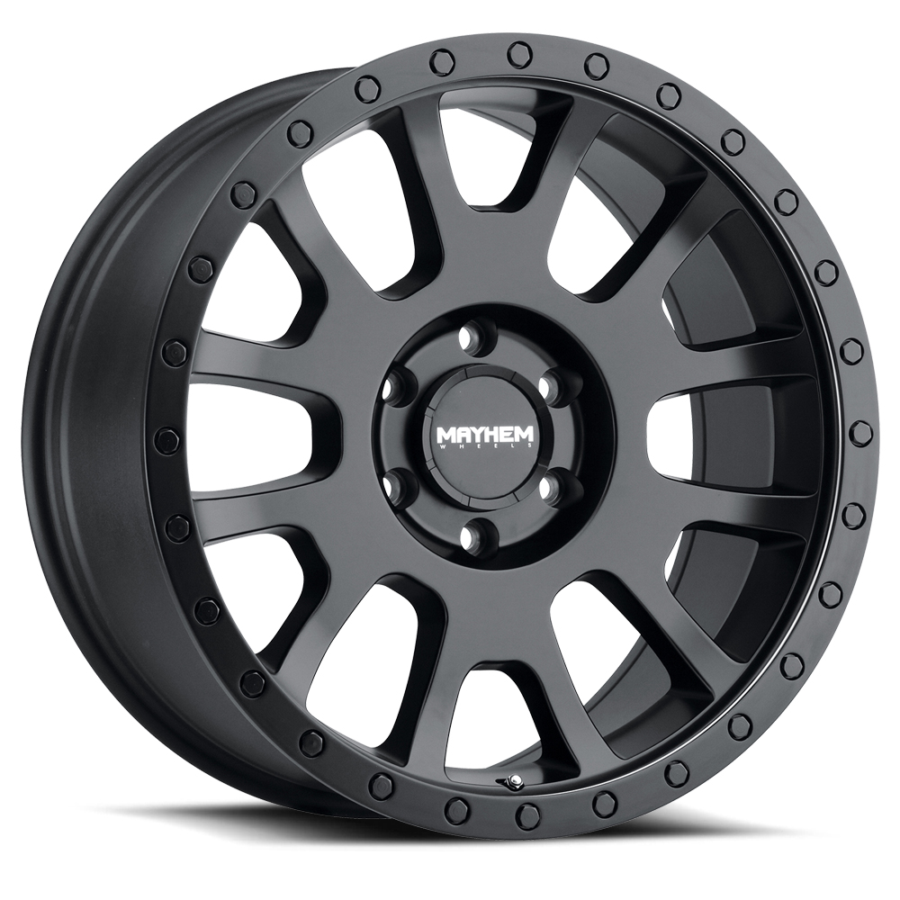 Mayhem Wheels 8302 Scout