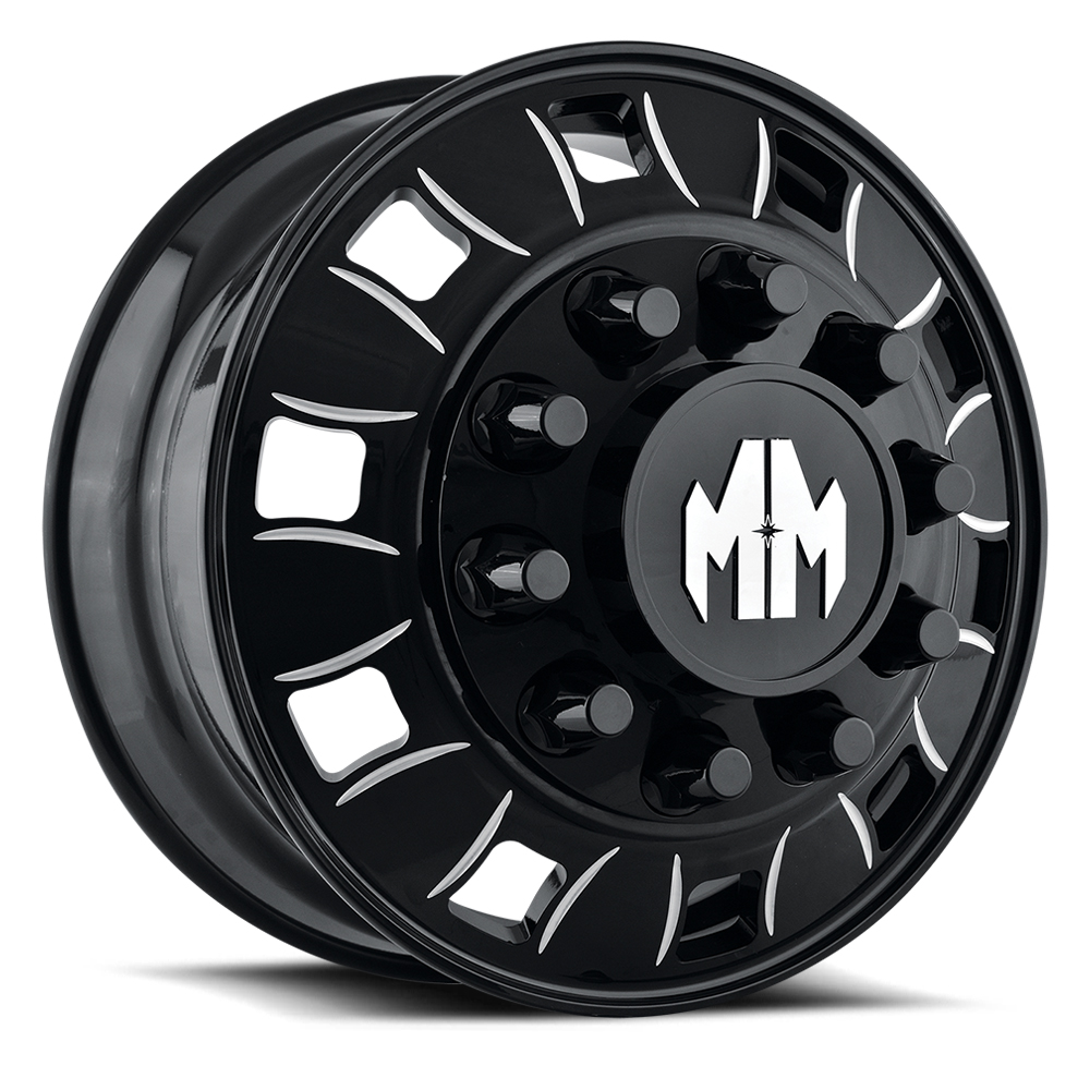 Mayhem Wheels 8180 BigRig