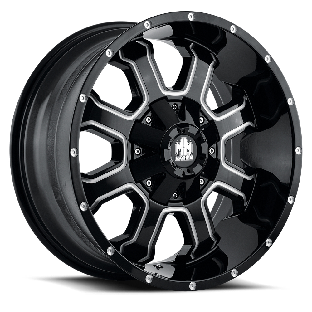 Mayhem Wheels 8103 Fierce